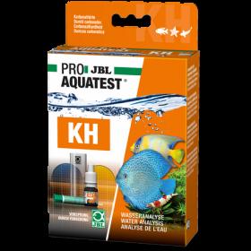 JBL PROAQUATEST KH - Бърз тест за измерване на карбонатната твърдост (КН)  в сладководни и соленоводни аквариуми и езера