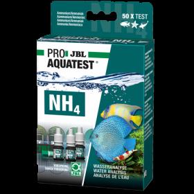 JBL PROAQUATEST NH4 - Бърз тест за измерване на амоний/амоняк (NH4)  в сладководни и соленоводни аквариуми и езера