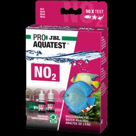 JBL PROAQUATEST NO2 - Бърз тест за измерване на нитрити (NO2)  в сладководни и соленоводни аквариуми и езера