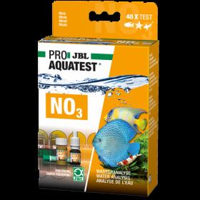 JBL PROAQUATEST NO3 - Бърз тест за измерване на нитрати (NO3)  в сладководни и соленоводни аквариуми и езера