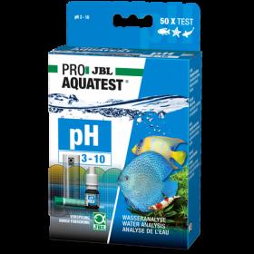 JBL PROAQUATEST pH 3.0-10.0 - Бърз тест за измерване на  pH от 3.0-10.0 в сладководни и морски аквариуми и в езера.