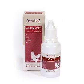 OROPHARMA MUTA-VIT LIQUID 30 мл - комплекс от витамини, аминокиселини и микроелементи за добро оперение, течен