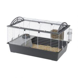 Ferplast Casita 100 - Клетка за малки животни, оборудвана, 96 x 57 x h 56 cm