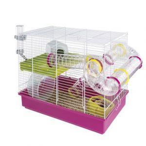 Kлетка за гризачи оборудвана - Ferplast Cage Laura
