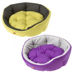 DIAMANTE 45 ferplast - памучно легло за куче жълто или лилаво