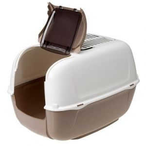 Котешка тоалетна Ferplast Prima Cabrio - Сива