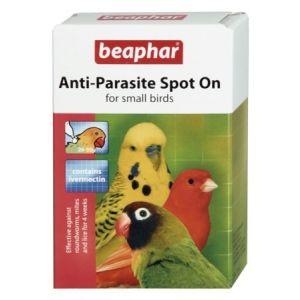 Anti-Parasite Spot On - външно обезпаразитяване за малки птици