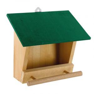 NATURA F4 - външна дървена къща за птици