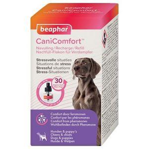 Beaphar Cani Comfort Refill - Резервен спрей с феромони за успокояващ дифузер, 48 мл
