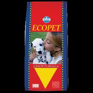 Farmina ECOPET Junior 27/14 – за подрастващи кучета след втория месец и кърмещи майки - 18 кг + ПОДАРЪК кърпа