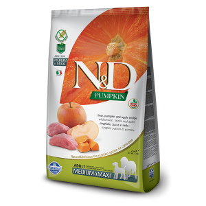 N&D Pumpkin Boar&Apple Adult Medium&Maxi