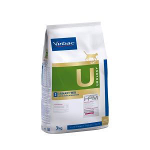 Virbac Urology Urinary WIB - Диетична храна за котки с идиопатичен цистит и превенция и контрол на струвитни и оксалатни камъни - 1.5 кг