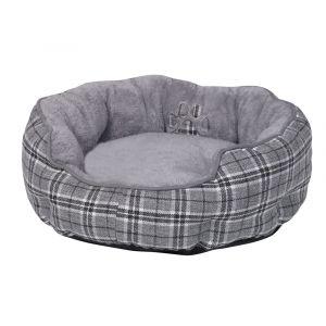 Nobby Comfort bed round Classic KAPU - меко легло за кучета