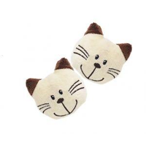 Nobby Cushion Cat - Плюшена котка, 6 см  - 1 брой