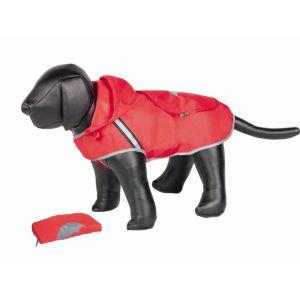 Nobby Rain coat RAINY - дъждобран за кучета, червен