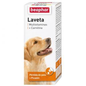 Beaphar Laveta - витаминни капки за кучета - 50 мл.