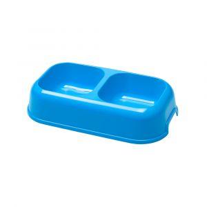 Kупа за храна и вода  двойна Ferplast Party 16 - 0,35 + 0,35 л
