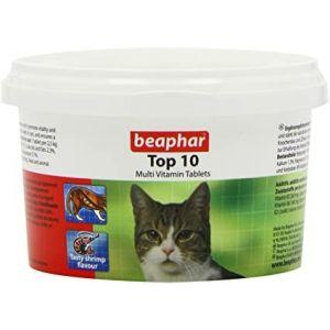 Beaphar Top 10 Multi Vitamin Tablets 180