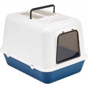Koтешка тоалетна със сито и борд Ferplast Clear Cat 20