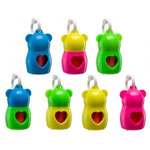 DUDU CLASSIC BAGS - Хигиеничен диспенсър с торбички за фекалии