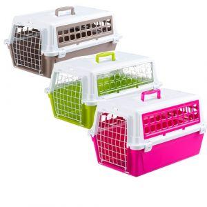 Транспортна клетка за кучета и котки Ferplast Atlas Trendy 10