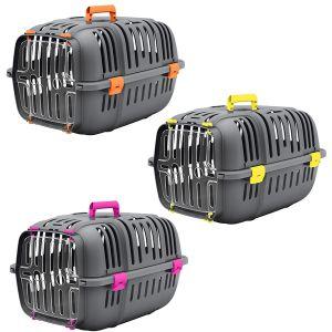 Транспортна клетка за кучета и котки Ferplast Jet 10