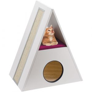 Ferplast MERLIN - катерушка за котки 62 x 38,5 x h 72 cm