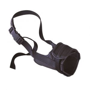 Намордник за Чихуахуа, Пудел Ferplast Muzzle Safe Mini Black