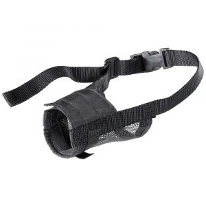 Намордник за кучета Ferplast Muzzle Net Medium Black