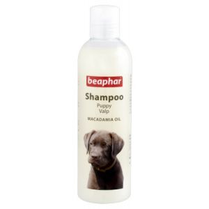Beaphar Shampoo Macadamia Oil for Puppies - Шaмпоан за малки кученца - 250 мл