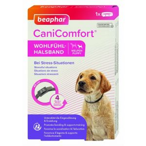 Beaphar Cani Comfort Calming Collar Puppy - успокояващ нашийник с феромони за малки кученца