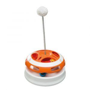 VERTIGO - Нова играчка за котки, въртележка с пружина