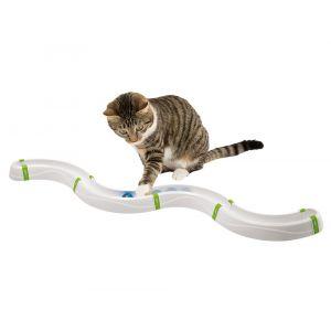 TOBOGA ferplast- Нова играчка за котки, писта змия