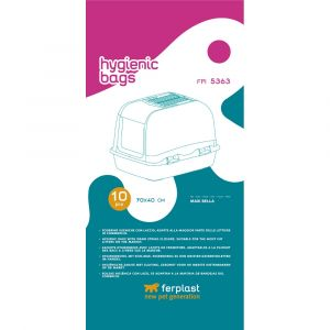 Торбички за котешка тоалетна Ferplast Maxi Bella FPI 5363