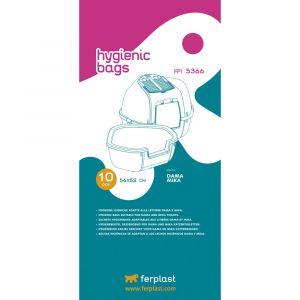 Торбички за ъглова котешка тоалетна Ferplast Mika и Dama FPI 5366