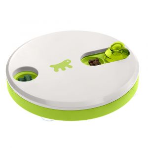 DUO ferplast- Ø 24,5 x 5,8 cм - интерактивна играчка
