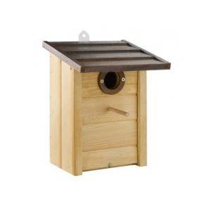 NATURA N5 NEST - дървена къща за птици