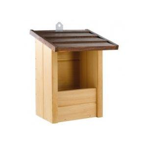 NATURA N9 NEST - дървена къща за птици