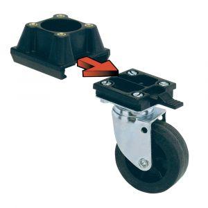 Колела за транспортна клетка - Ferplast Wheels Kit L388