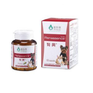 Vetdicate Renassence - Формулация от азиатски билки срещу бъбречна недостатъчност както със силно превантивно действие при застрашени от недостатъчност индивиди 60 капсули