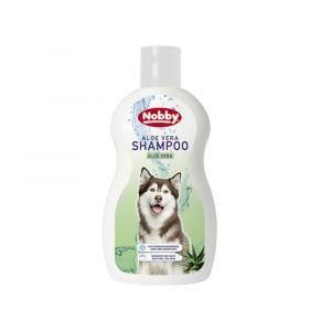 Nobby Aloe Vera Shampoo - Шампоан за всички породи кучета с масло от алое вера - 300 мл