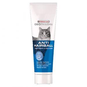 OROPHARMA Anti Hairbal 100 ml - помага изхвърлянето на космените топки и предотвратява образуването на нови
