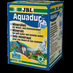 JBL Aqua Dur 250 гр – соли за повишаване на твърдостта на водата в сладководни аквариуми