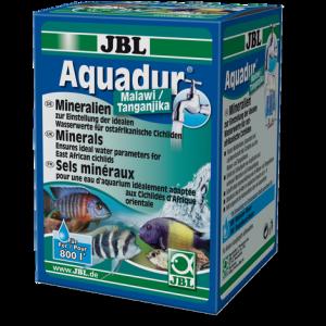 JBL Aqua Dur  Malawi - Tanganjika 250 гр – соли за повишаване на твърдостта на водата в Малави - Танганайка аквариуми