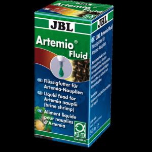 JBL Artemio Fluid 50 мл - Течна храна за артемия