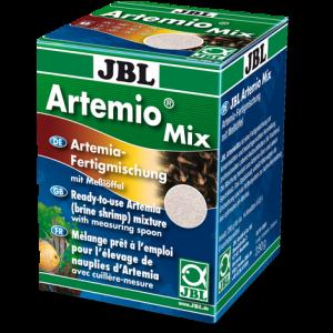 JBL Artemio Mix 200 мл - Готова смес за излюпване на артемия -  яйца и сол
