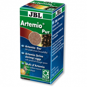 JBL Artemio Pur 40 мл - Яйца от артемия