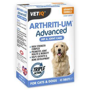Arthriti-UM Advanced - хранителна добавка за кучета