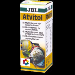 JBL Atvitol 50 мл - Емулсия от мултивитамини с основни аминокиселини