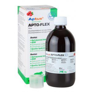 APTO-FLEX® СИРОП 200 мл - Хранителна добавка за двигателна активност при кучета и котки.